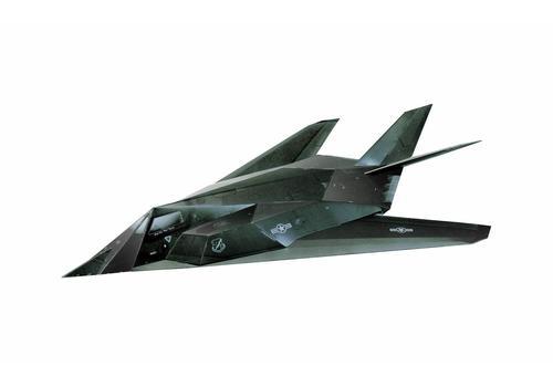 "УмБум183-184 Самолет ""F-117"" 1"