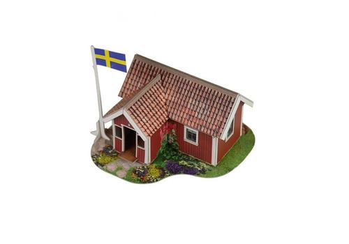 УмБум325 Шведский домик 1