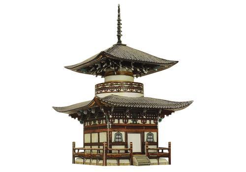 УмБум327 Пагода Хонпо-дзи 1