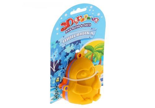 """3D Формочки 16009 """"Пингвинка"""" 1"""