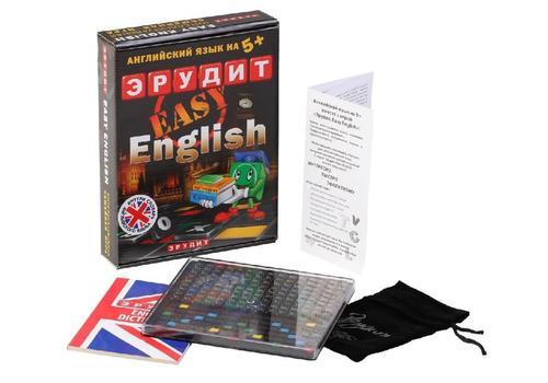 """Эрудит """"EASY ENGLISH"""" подарочный 10007 2"""
