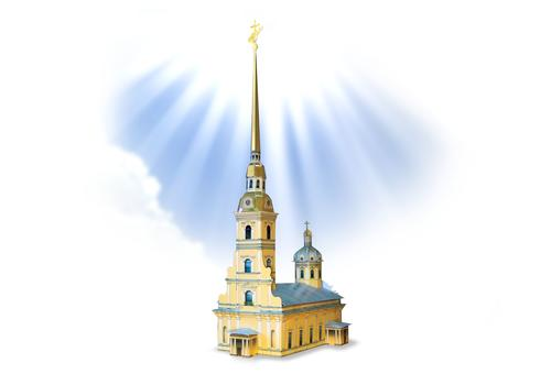 УмБум100 Петропавловский собор 1