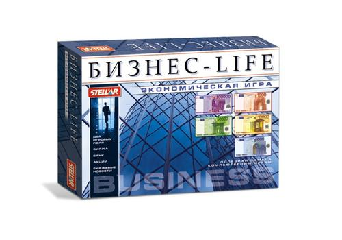 """Настольная игра 1122 №22 """"Бизнес-Life"""" 1"""