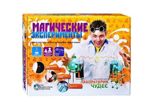 """Юный химик 812 """"Магические эксперименты"""" 1"""