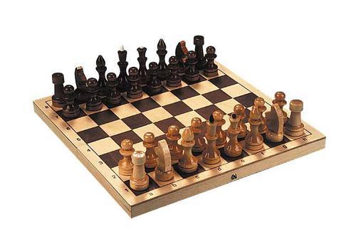 Шахматы Гроссмейстерские (турнирные) с доской С-4а/Е-4/б/ШК-4/Е-1 1