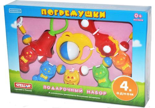 """Погремушка 01548 """"Подарочный набор №2"""" 1"""
