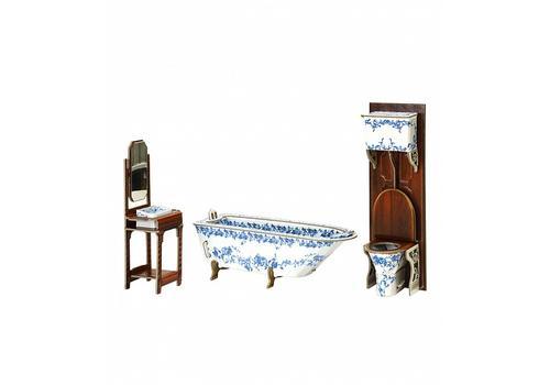 """УмБум331 Коллекционный набор мебели """"Ванная комната"""" 1"""