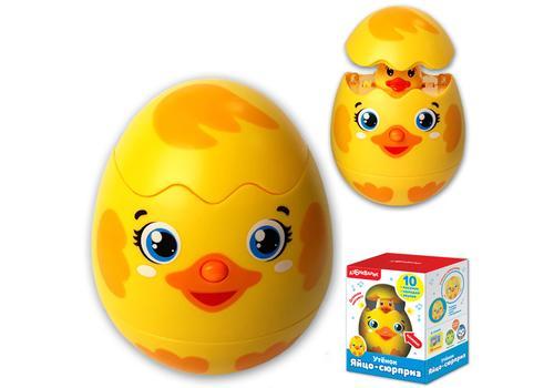 """Яйцо-сюрприз """"Утенок"""" 2"""