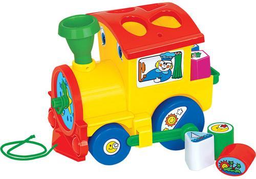 Занимательный паровоз в сетке 6189 1