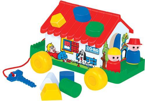 Игровой дом в сетке 6202 1