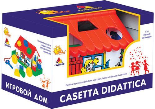 Игровой дом в коробке 6028 1