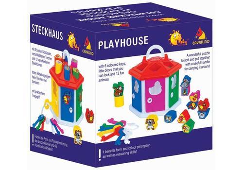 Логический домик в коробке 6011 1