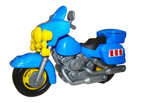 """Мотоцикл полицейский """"Харлей"""" 8947 1"""