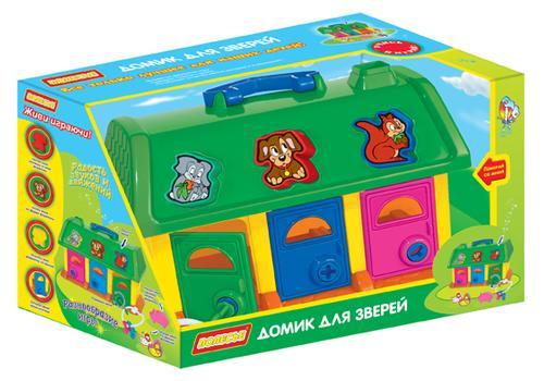 Домик для зверей в коробке 9173 1
