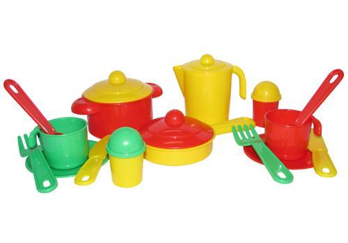 """Набор посуды """"Настенька"""" на 2 персоны 3902 1"""