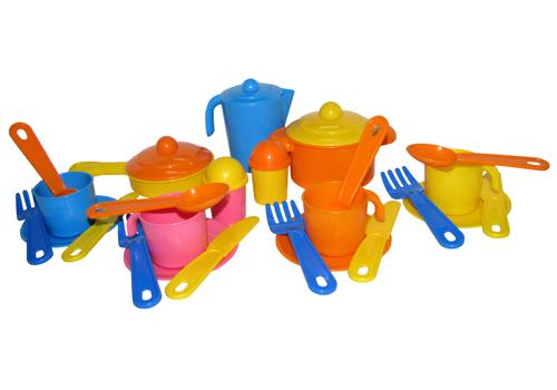 """Набор посуды """"Настенька"""" на 4 персоны 3926 1"""