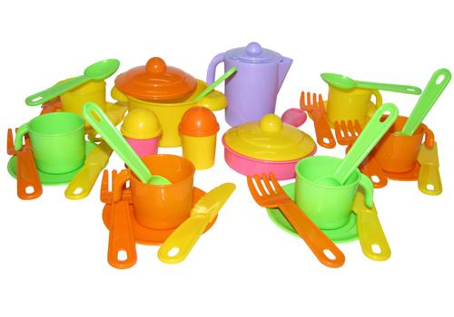 "Набор посуды ""Настенька"" на 6 персон 3933 1"