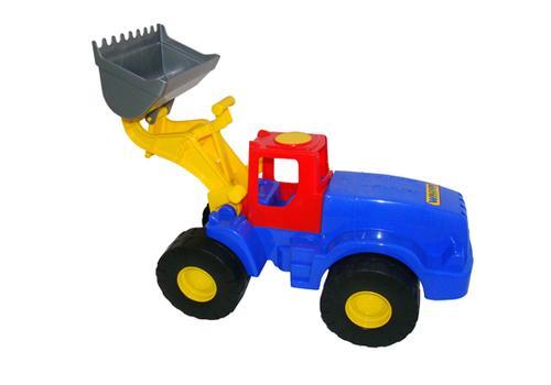 """Автомобиль """"Гранит"""" трактор-погрузчик 38272 1"""