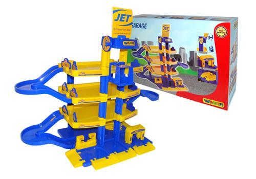"Паркинг ""JET"" 4-уровневый в коробке 40213 1"
