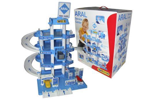 """Паркинг """"ARAL"""" 4-уровневый (в коробке) 37879 1"""
