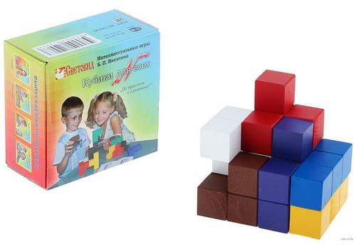 """Игра """"Кубики для всех"""" Н-007/СВ02003 1"""