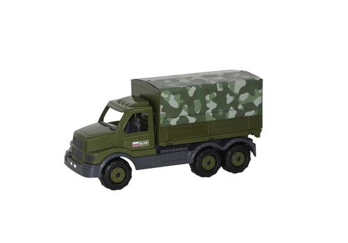 """Авто """"Сталкер"""" бортовой тентовый военный 48646 1"""