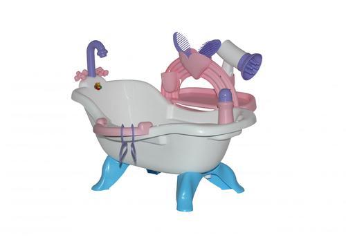Набор для купания кукол №3 с аксессуарами 47267 в пакете 1
