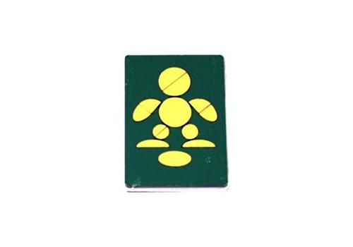 Головоломка Круги,овалы 20590 (Оксва) 1