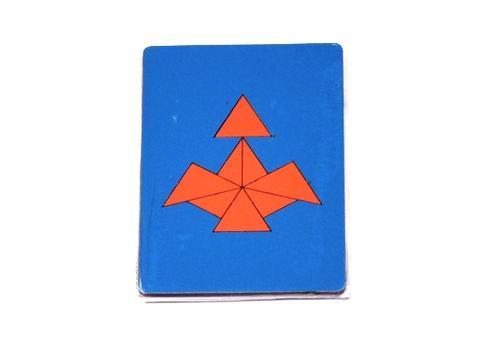 Головоломка Треугольники 20600 (Оксва) 1