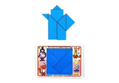 Головоломка Волшебный квадрат (Оксва) 1