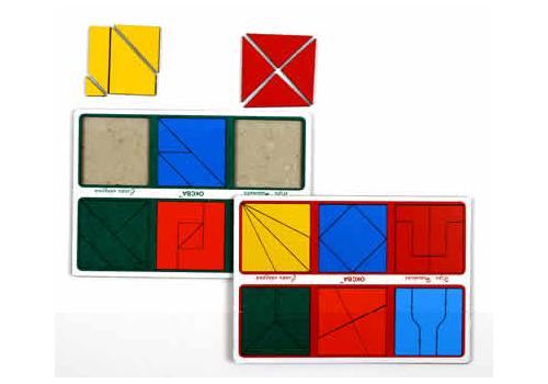 Сложи квадрат 2 эконом (Оксва) 1