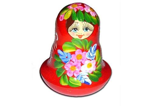 """Неваляшка """"Девочка"""" Р-45/758 1"""