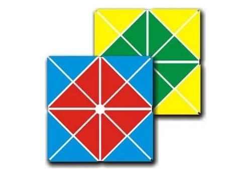 Квадрат 4-х цветов 1