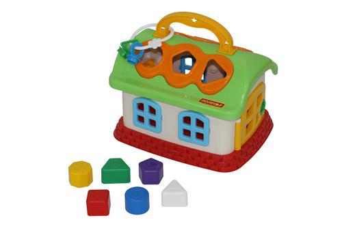 Сказочный домик (в сеточке) 48745 1