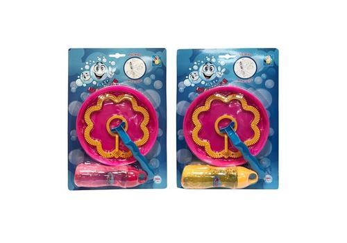Гигантские мыл. пузыри, набор: бутылка 120мл, лоток, венчик, блистер Т11567 1