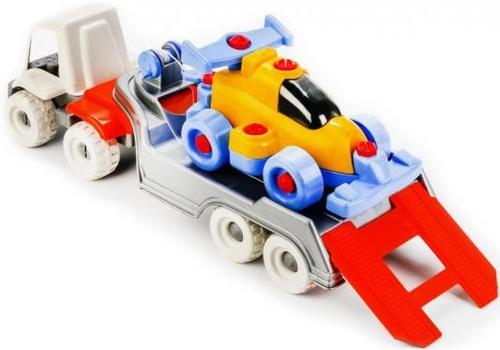 """Автомобиль """"Пони"""" - эвакуатор в комплекте с суперкаром У856 1"""