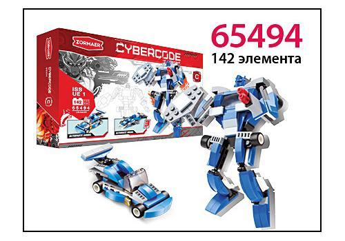 """Конструктор """"Crusader"""", 142 эл. 65494 1"""
