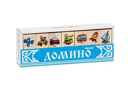 """Домино """"Транспорт"""" 5555-2 1"""