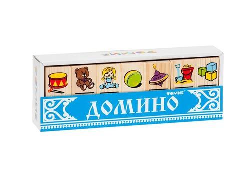 "Домино ""Игрушки"" 5555-3 1"