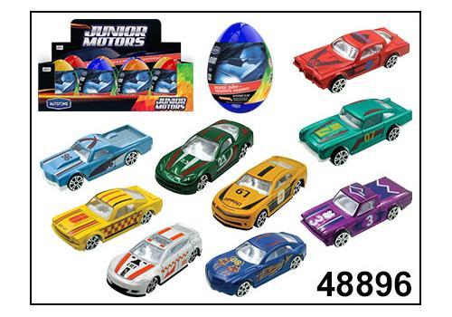 1:60 FAST RACING CAR 48896 в асс-те яйцо-сюрприз 1