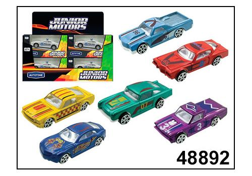 1:60 PREMIUM MUSCLE CAR 48892 в ассортименте (диспенсер) 1