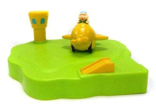 """Игрушка для ванной """"Аэродром"""" плавающий, заводн. 681123 1"""